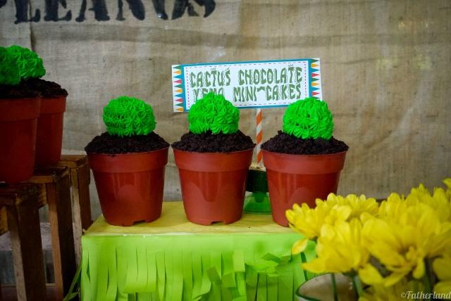 dessert cactus