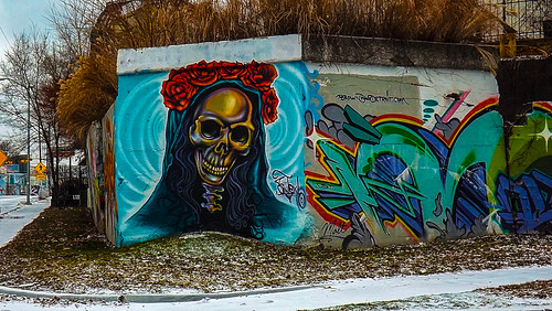 Street Art in Detroit DSCF3544HDR2