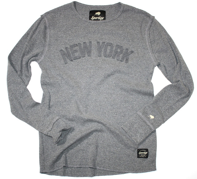 Sportiqe Black Label New York Thermal