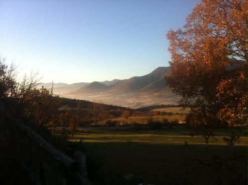 Panorama Monte Strega Sassoferrato
