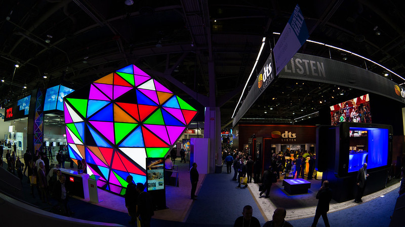 CES 2014 with TCL