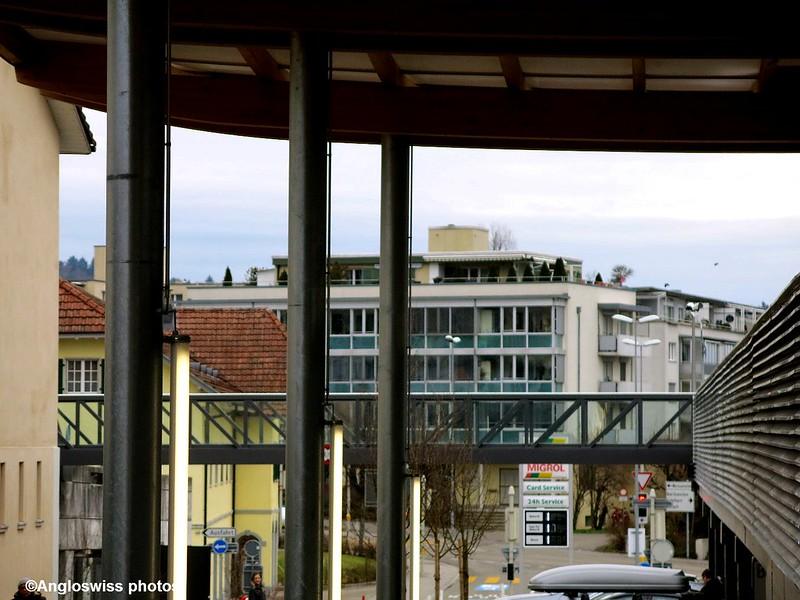 Migros walkway, Langendorf