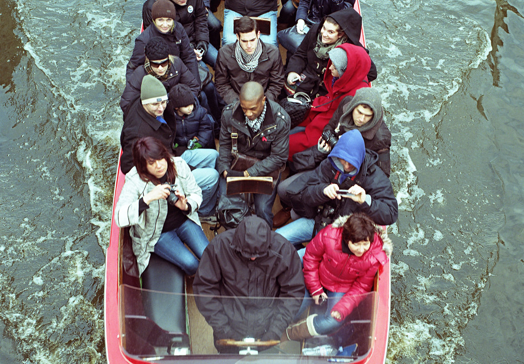 Brugge boats 1