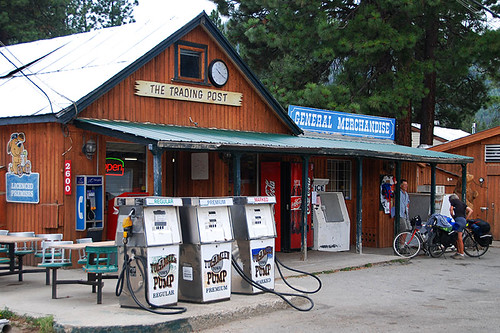 The Trading Post, Tulameen, Tulameen Valley, British Columbia, Canada