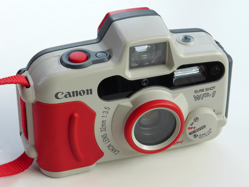 Canon WP-1 by pho-Tony