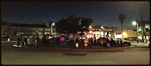 Occupy Venice Beach