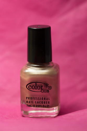 "Color club professional nail laquer ""Top Shelf"""