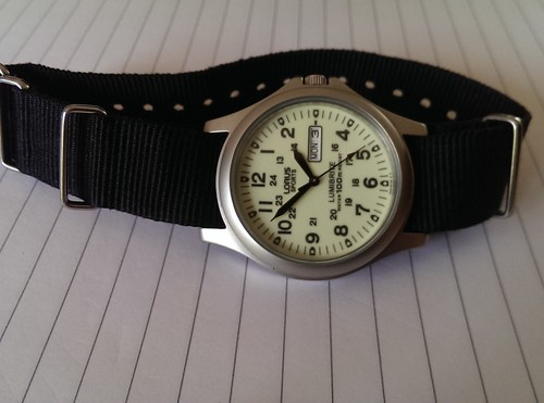 how to replace the back casing of my timex watch