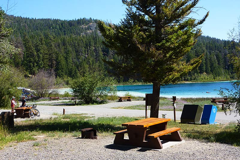 Camping In Kamloops And North Thompson Yellowhead Highway