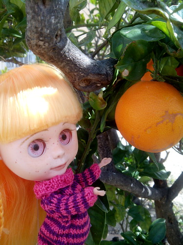 Naranjas que ricas