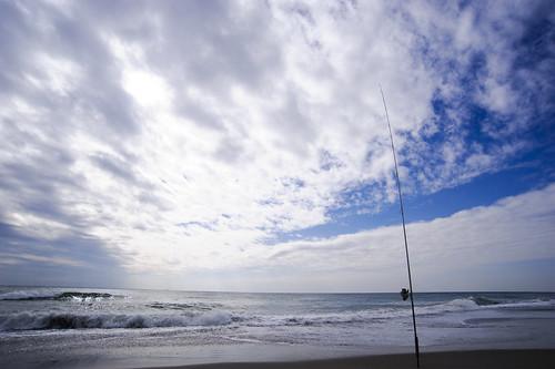 大海原にヒットを待つ