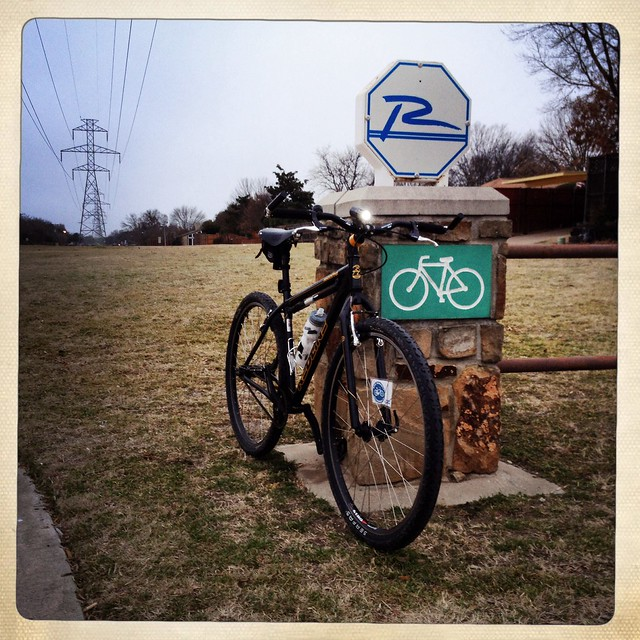 Owen's Trail, Just South Of Collins - Richardson, Texas