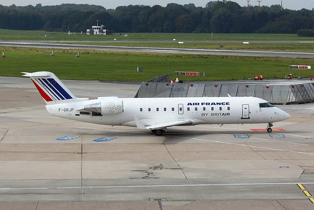 Air France (Brit Air) - CRJ2 - F-GRJP