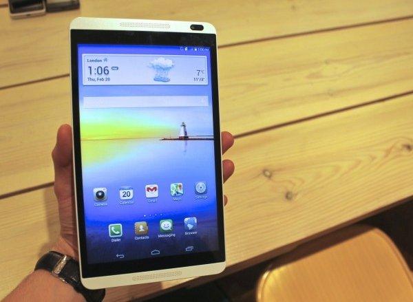 Планшет Huawei MediaPad M1