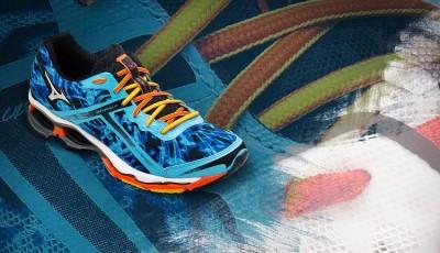 Hraj a vyhraj běžecké boty MIZUNO WAVE RIDER 17!