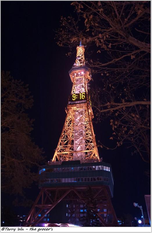 Day4 - 札幌 - 電視塔+北海道羊肉爐-7