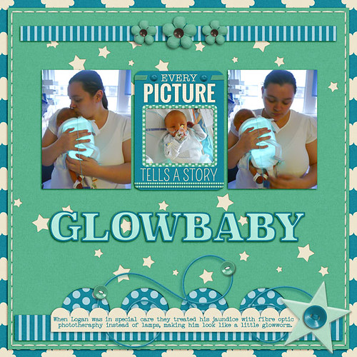 Glowbaby by Lukasmummy