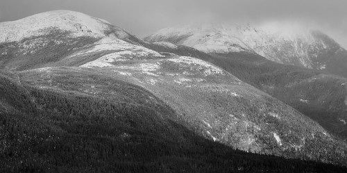 Presidential Range by Lotterhand