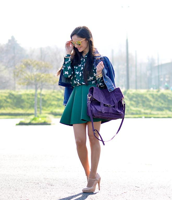 Neo Green Skirt_04