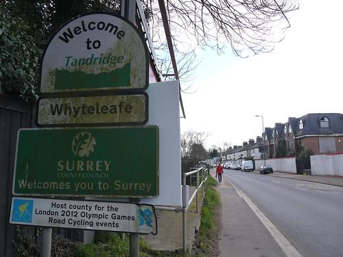 We Enter Surrey