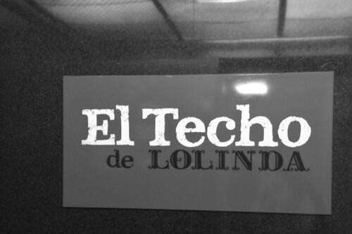 El Techo de Lolinda - Sign