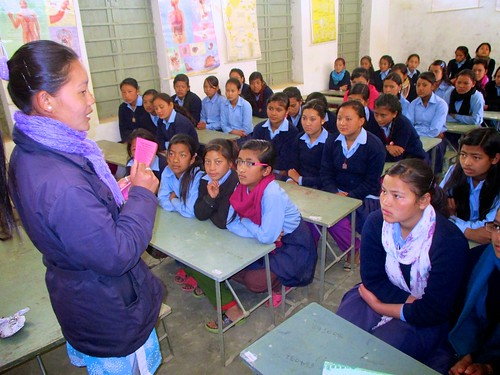 Nepal: Over 5,000 girls trained how to avoid deceptions of human traffickers