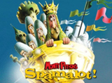 Online Monty Python's Spamalot Review