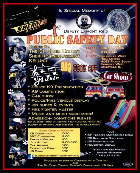 Public Safety Day 6-1-14
