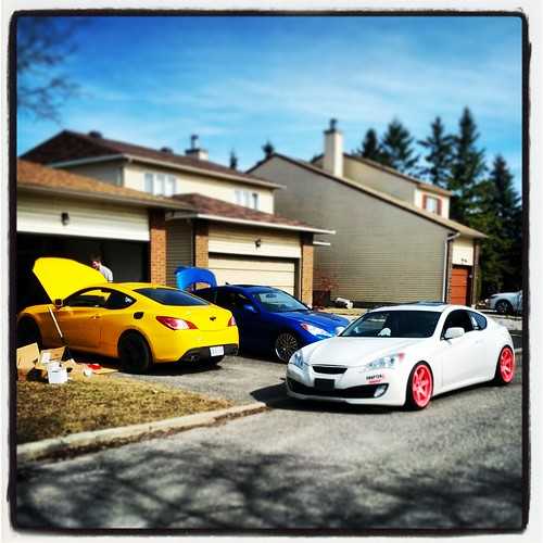 more driveway action