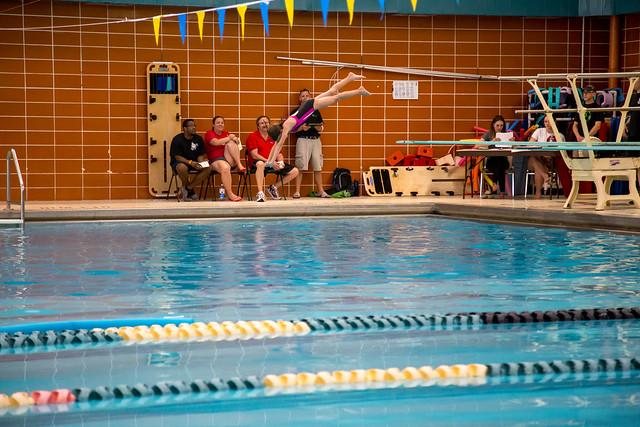 Diving Meet