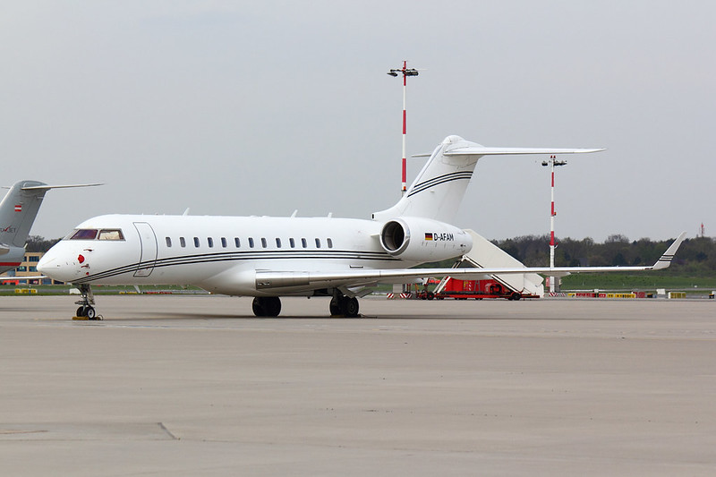 FAI Airservice -  GLEX - D-AFAM (1)