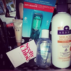#glossybox#april ?  Glossy Box tests et avis sur la box