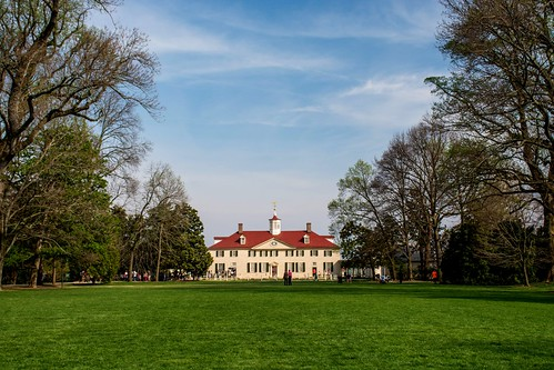George Washington's Mount Vernon Estate by Geoff Livingston