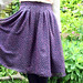 Handmade Colette Patterns Zinnia Skirt
