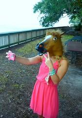 TrackHead Studios - Horse Head Selfie