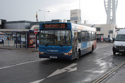 Stagecoach South 33156 LK55KZZ