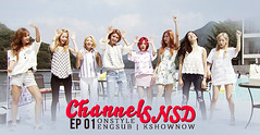 SNSD Channel Ep.01