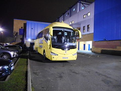 oxford united buses & coaches