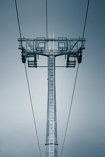 Ski Lift Tower