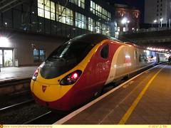 Virgin Trains 390 153