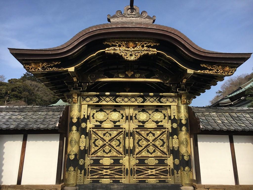 Main Hojo gate