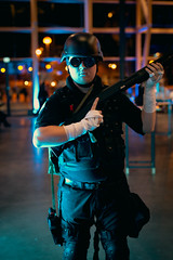 Rainbow Six Siege Thermite cosplay