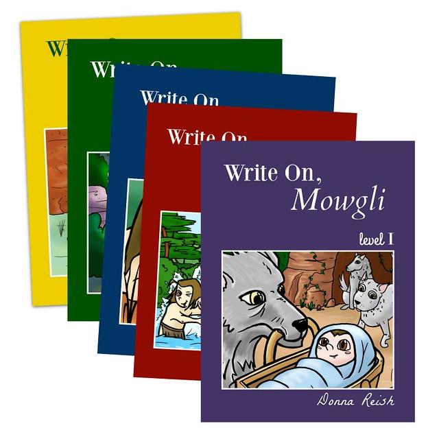 Write On, Mowgli!