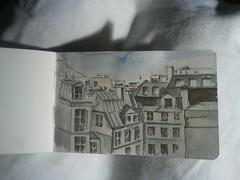 techos de Paris by veronicabelcher