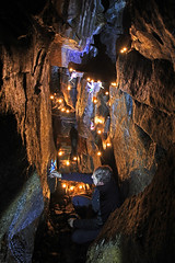 The Fairy Hole - Saddleworth