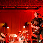 Queens of the Stone Age photographed by Chad Kamenshine