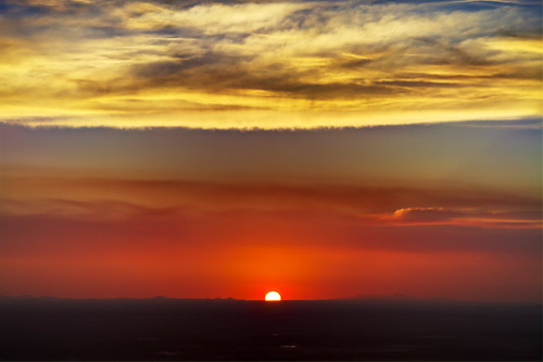 sunset sky sun southwest weather clouds cloudy hdr canon7d tamronsp2470mmf28divcusd