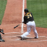 Pedro Alvarez 3B  24 Pittsburgh Pirates
