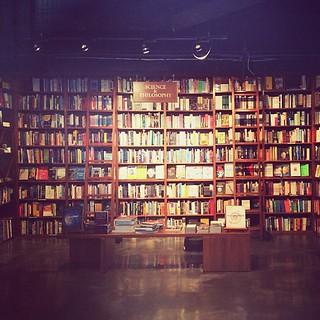 図書館的本屋