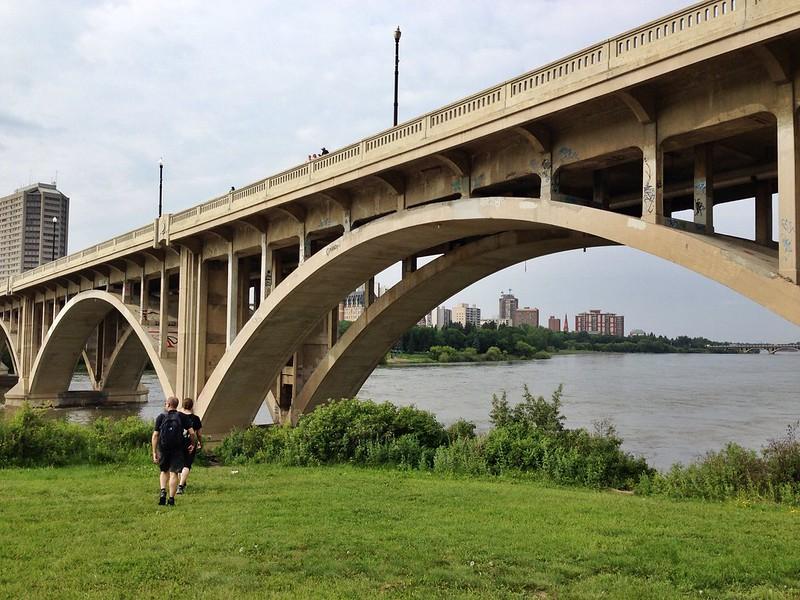Broadway Bridge, Saskatoon